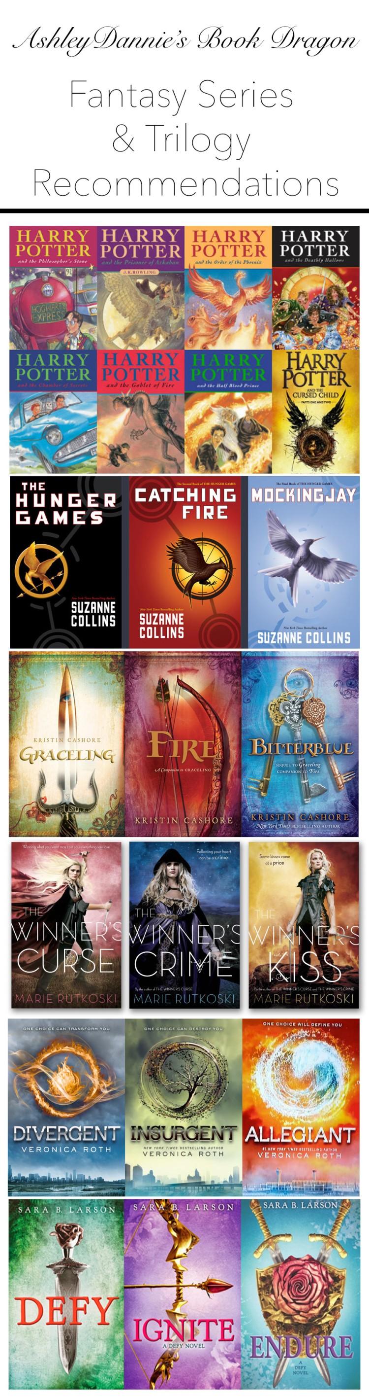 Fantasy Series & Trilogies